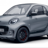 Smart Fortwo Electric Coupe Special Editions 60kW EQ Edition 1 17kWh 2dr Auto [22kwCh]