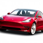 Tesla Model 3 Saloon Performance AWD 4dr [Performance Upgrade] Auto